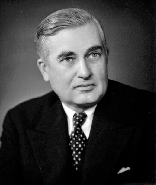 President Roosevelt appoints Thomas Edison's son, Charles Edison