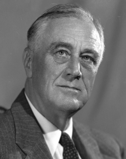 FDR wins an unprecedented third US presidential term