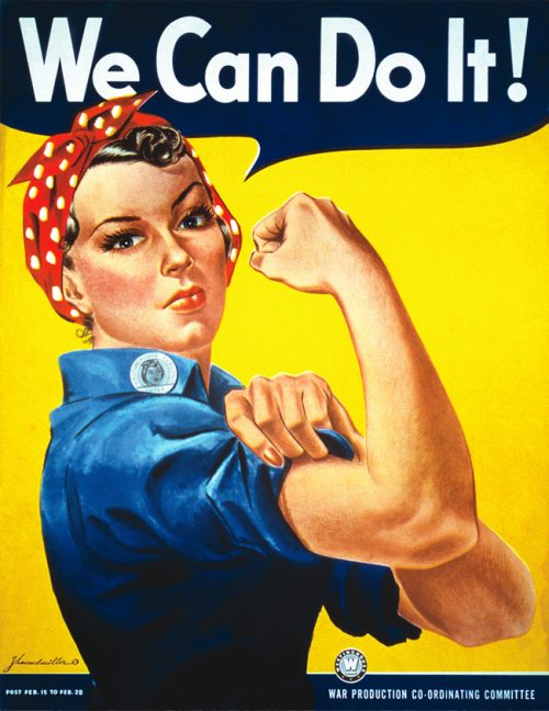 Rosie the Riveter – World War II Icon