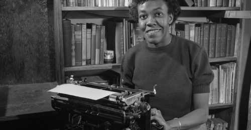Gwendolyn Brooks – First African-American poet to win the Pulitzer Prize