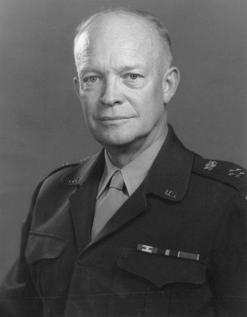 President-Elect Dwight D. Eisenhower