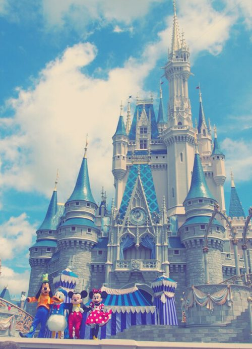 Walt Disney World Resort opens in Florida