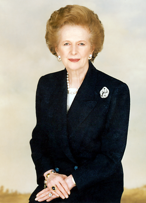 First female Prime Minister