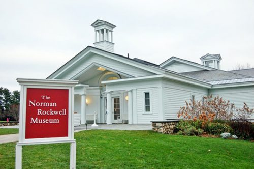 Norman Rockwell Museum opens new building in Stockbridge