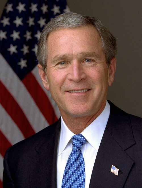 George W. Bush – elected President