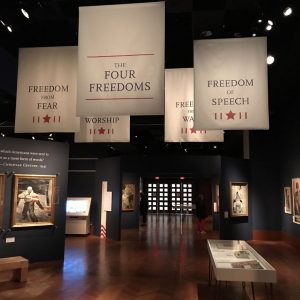 Henry Ford Museum of American Innovation for Enduring Ideals: Rockwell, Roosevelt & the Four Freedoms